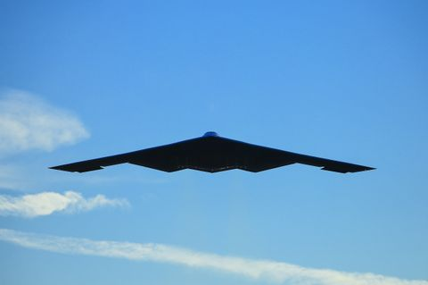 The B-2 at 30: Evolution of the Stealth Bomber