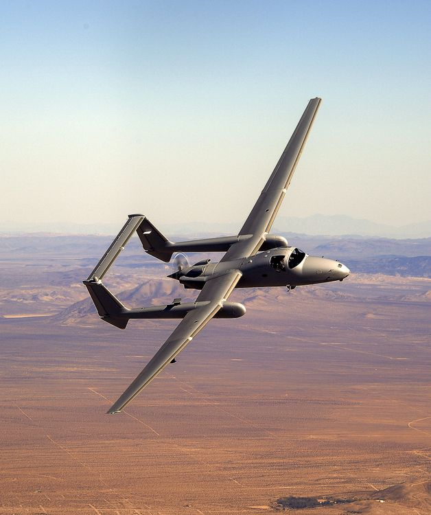 Northrop Grumman Announces New Orders for its Optionally Piloted Intelligence Surveillance and Reconnaissance System Ahead of European Debut _2