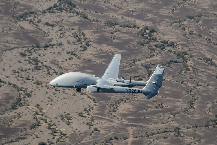 Northrop Grumman Announces New Orders for its Optionally Piloted Intelligence Surveillance and Reconnaissance System Ahead of European Debut_1
