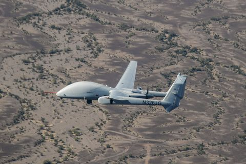 Northrop Grumman Announces New Orders for its Optionally Piloted Intelligence, Surveillance and Reconnaissance System Ahead of European Debut