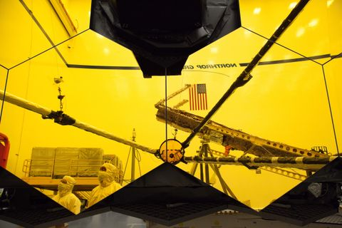 NASA's James Webb Space Telescope Secondary Mirror Deploys for the First Time Using the Spacecraft Flight Electronics_3