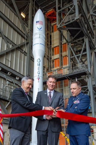 OmegA Partnerships Support Kennedy Space Center's and Air Force's Vision for Space Coast