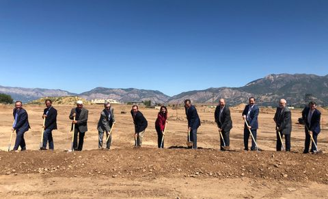 Northrop Grumman Breaks Ground on New Facility in Roy, Utah to Support Next-Generation ICBM Program