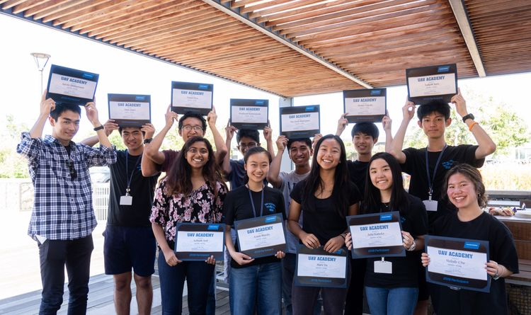 Northrop Grumman Sponsors UAV Academy for Japanese and US Students_1