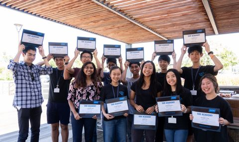 Northrop Grumman Sponsors UAV Academy for Japanese and US Students