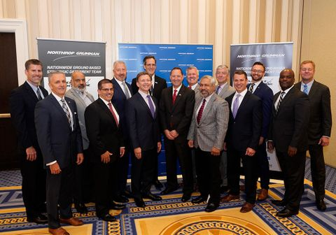 1_Northrop Grumman Announces Nationwide Team for Ground Based Strategic Deterrent GBSD Program