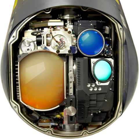 Northrop Grumman Receives Award for New and Upgraded LITENING Targeting Pods