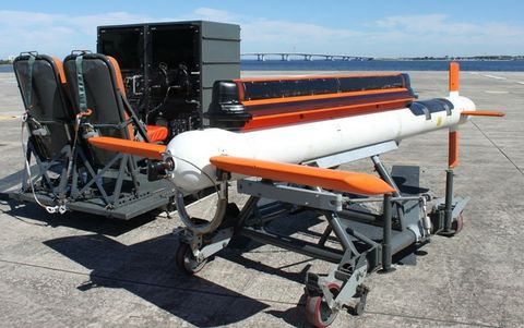 Northrop Grumman Successfully Tests AQS-24 Deep Tow_2