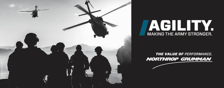 Making the Army Stronger - Northrop Grumman Showcases Multi-Mission Solutions at AUSA