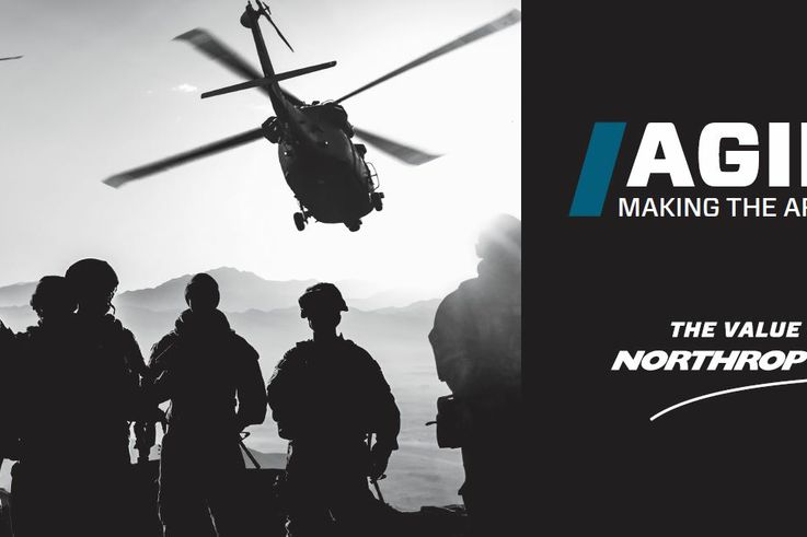 Making the Army Stronger: Northrop Grumman Showcases Multi-Mission Solutions at AUSA