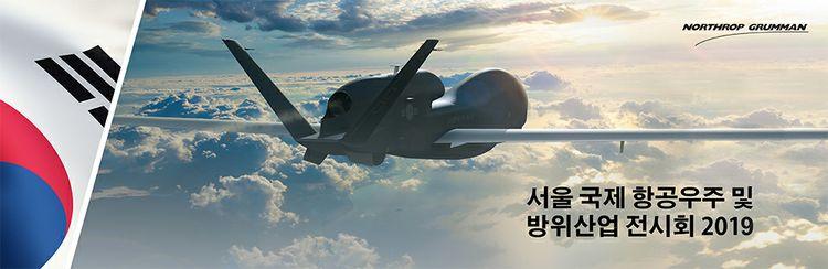 Northrop Grumman Showcasing Global Security Capabilities at Seoul ADEX 2019_Korean