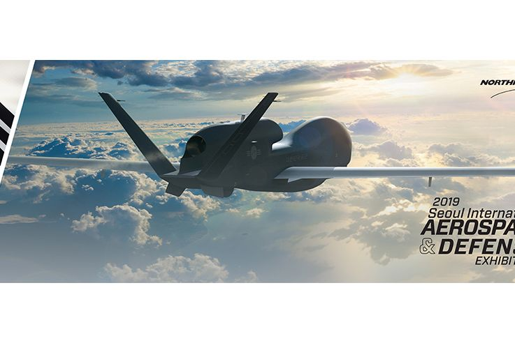 Northrop Grumman Showcasing Global Security Capabilities at Seoul ADEX 2019