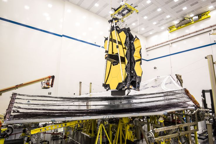 NASAs James Webb Space Telescope Achieves Milestone of Successfully Withstanding Launch Stresses