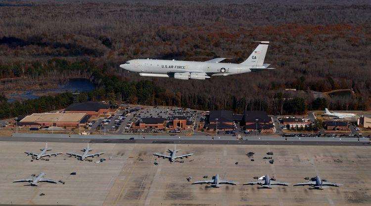 Northrop Grumman Continues Joint STARS Sustainment and Modification Work for US Air Force