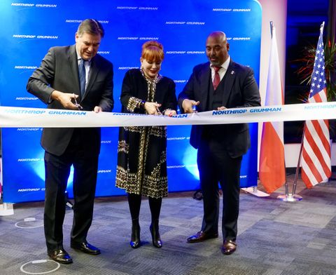 Northrop Grumman Opens Office in Poland_2