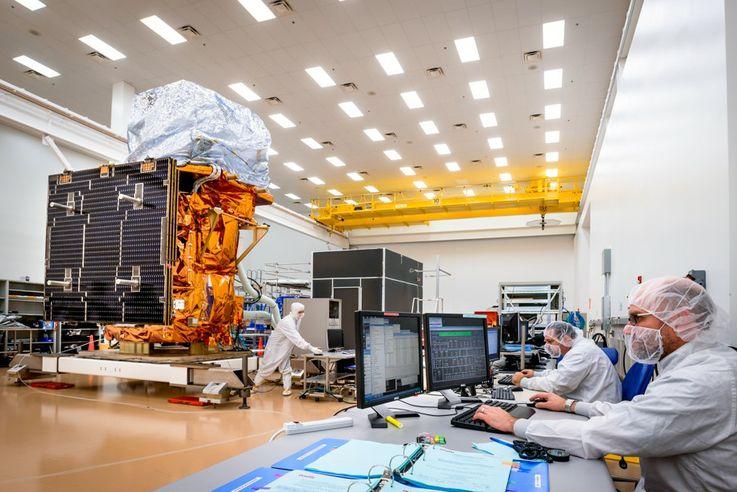 Northrop Grumman Breaks Ground for Expanded Satellite Manufacturing Facilities in Gilbert, Arizona