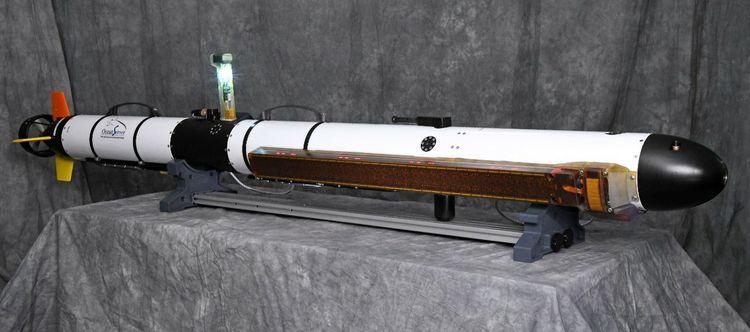 Northrop Grumman to Integrate Sonar System onto L3Harris Unmanned Undersea Vehicle_1