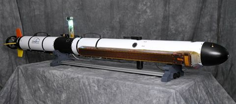 Northrop Grumman to Integrate Sonar System onto L3Harris Unmanned Undersea Vehicle_1