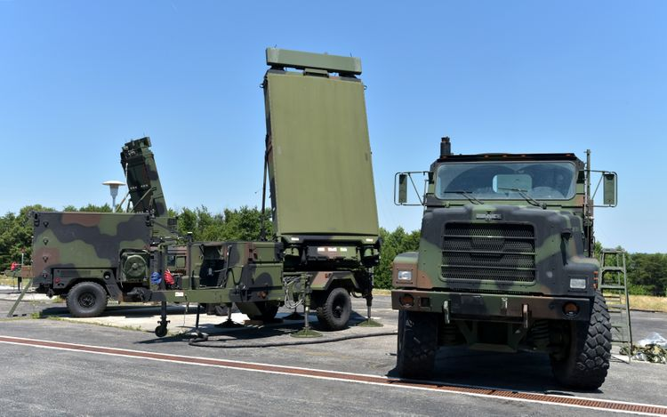 US Marine Corps Orders Additional Northrop Grumman AN TPS-80 Radars