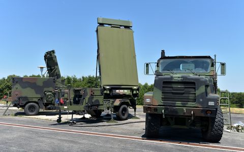 US Marine Corps Orders Additional Northrop Grumman AN TPS-80 Radars