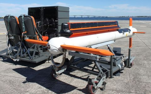 Components of Northrop Grummans AQS-24B Minehunting System Being Manufactured in Australia_1