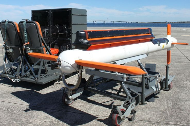 Components of Northrop Grumman's AQS-24B Minehunting System Being Manufactured in Australia