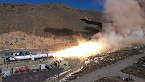 Northrop Grumman Successfully Completes Second Stage Test for OmegATM Rocket