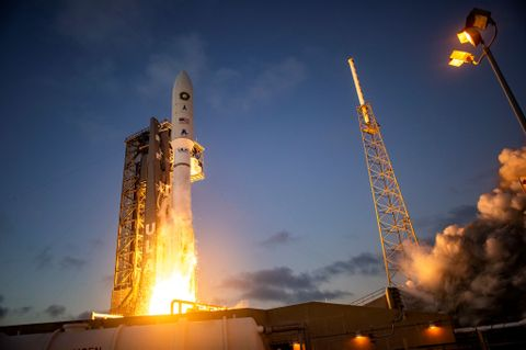 Northrop Grumman Rocket Boosters Help Successfully Launch United Launch Alliance's Atlas V___1