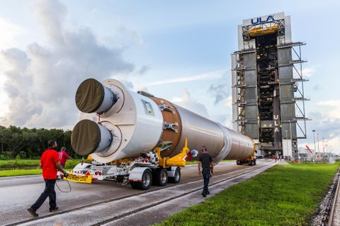 Northrop Grumman Rocket Boosters Help Successfully Launch United Launch Alliance's Atlas V___2