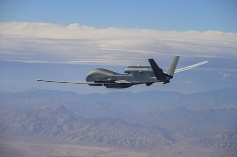 Northrop Grumman Enhances Alliance Security with Delivery of Fifth NATO RQ-4D Phoenix