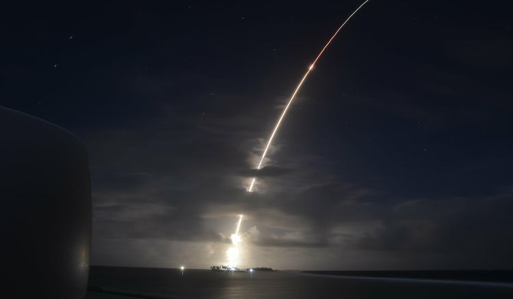 Northrop Grumman Supports Successful Flight Test for US Missile Defense Agency