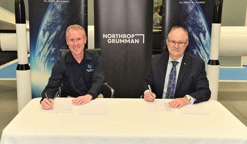 Northrop Grumman and Gilmour Space Technologies Work to Grow Sovereign Capabilities in Australia