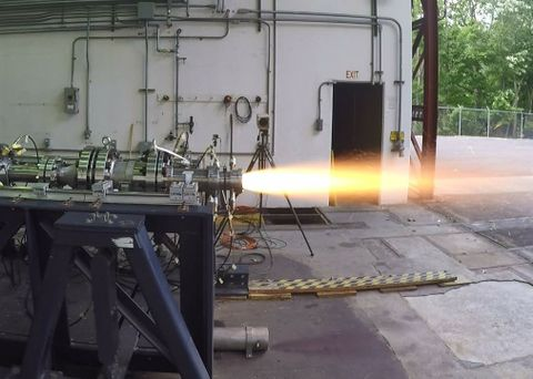 Northrop Grumman Completes Successful Testing on Solid Fuel Ramjet Concept for the US Army