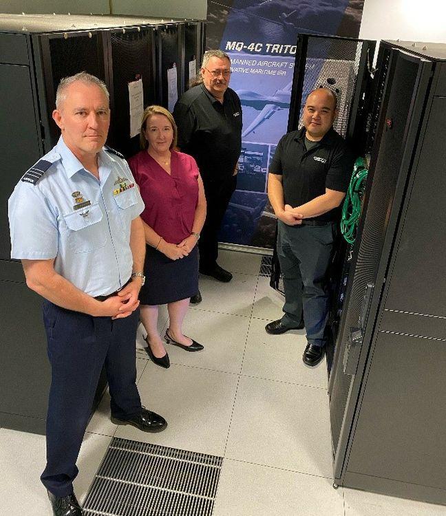 Northrop Grumman Completes Initial Development of Australian Triton Network Integration Test Environment