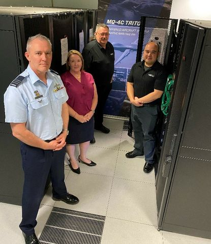 Northrop Grumman Completes Initial Development of Australian Triton Network Integration Test Environment
