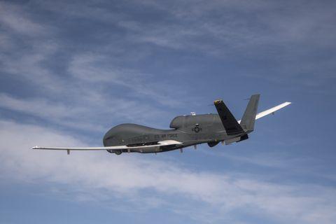 Northrop Grummans BACN Gateway System Surpasses 200000 Combat Flight Hours