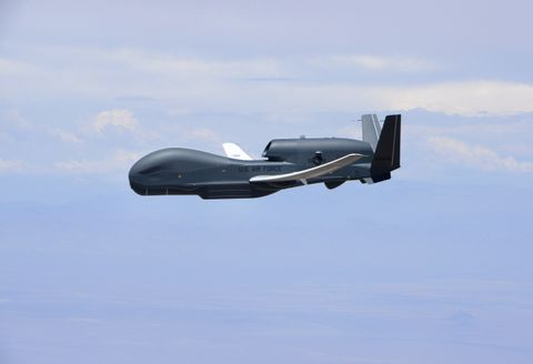 Northrop Grumman Completes First Flight of Global Hawk Ground Station Modernization Program