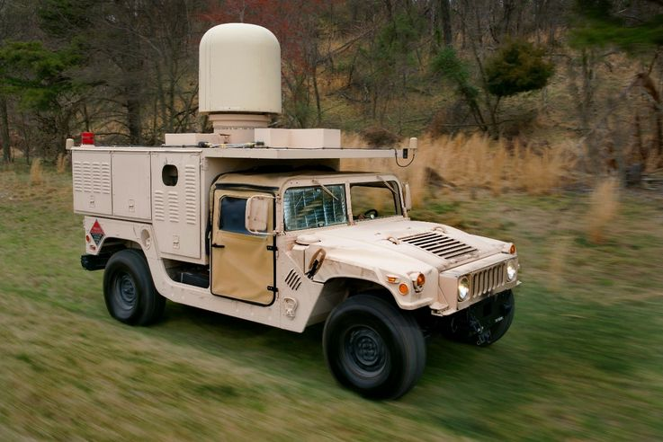 Northrop Grumman Successfully Demonstrates On-The-Move Ground Radar Capability