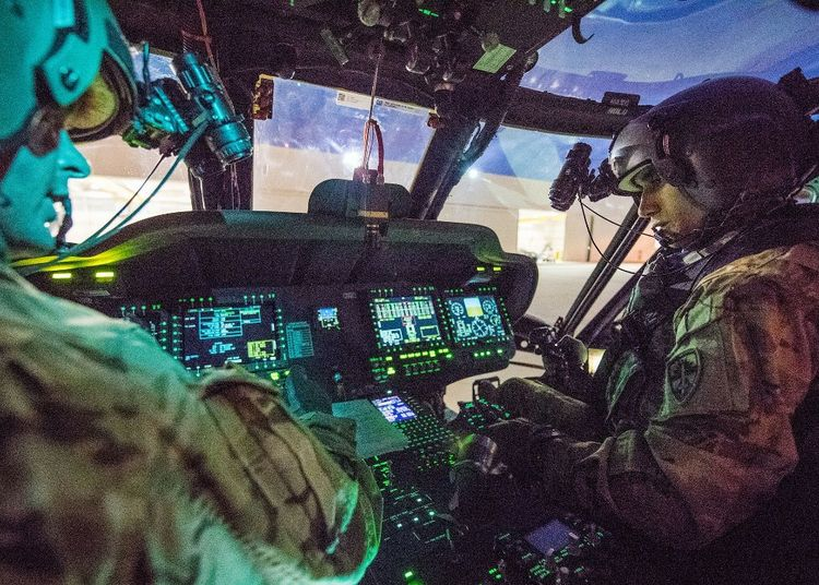 Northrop Grummans Digital Cockpit Completes Initial Operational Test and Evaluation