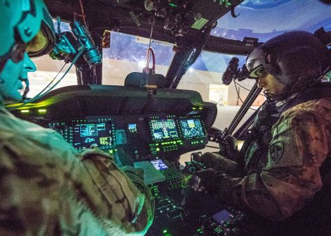 Northrop Grumman's Digital Cockpit Completes Initial Operational Test and Evaluation