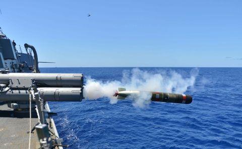 Northrop Grumman Builds Very Lightweight Torpedo for US Navy_3
