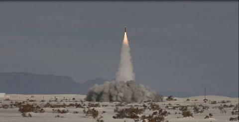 Advanced Air and Missile Defense in the Hands of Soldiers