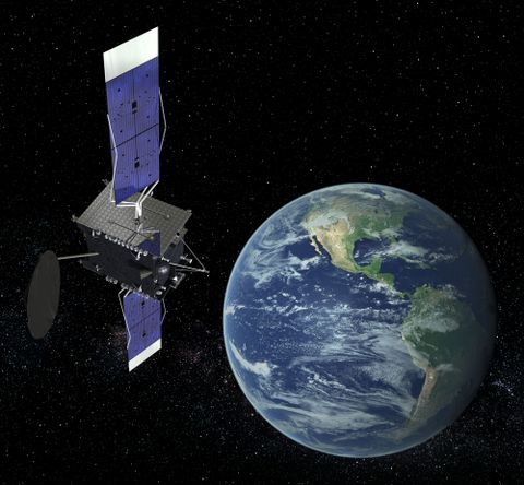 Northrop Grumman Awarded Contract from SES for Two C-band Satellites