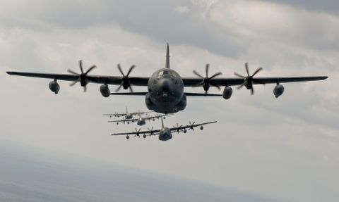 Northrop Grumman to Provide Key Electronic Warfare Capabilities for AC MC-130J Aircraft