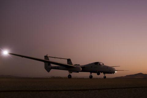 Northrop Grummans Firebird Completes Successful Multi-Day Capability Demonstration Flights