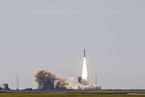 Northrop Grumman Successfully Launches Minotaur IV Rocket Carrying Satellite for the National Reconnaissance Office_1