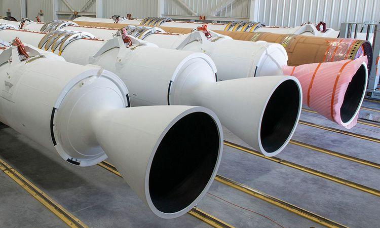 Northrop Grumman Delivers Three GEM 63 Rocket Motors for United Launch Alliances Atlas V
