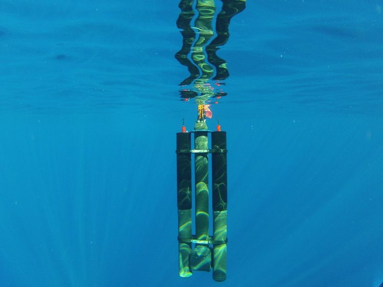 Northrop Grumman and Seatrec Recognized for Self-Sustaining Unmanned Underwater Vehicle Charging Station Design_2