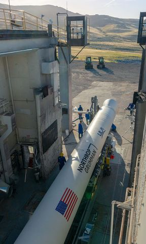 Northrop Grumman Successfully Completes First Qualification Test of New Rocket Motor for United Launch Alliance_2