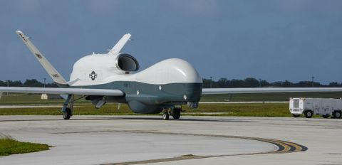MQ-4C Triton Deployed Quickly Became an Invaluable Asset